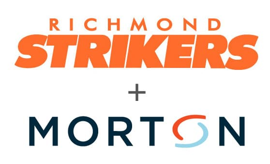 Richmond Strikers and Morton Community Partnership